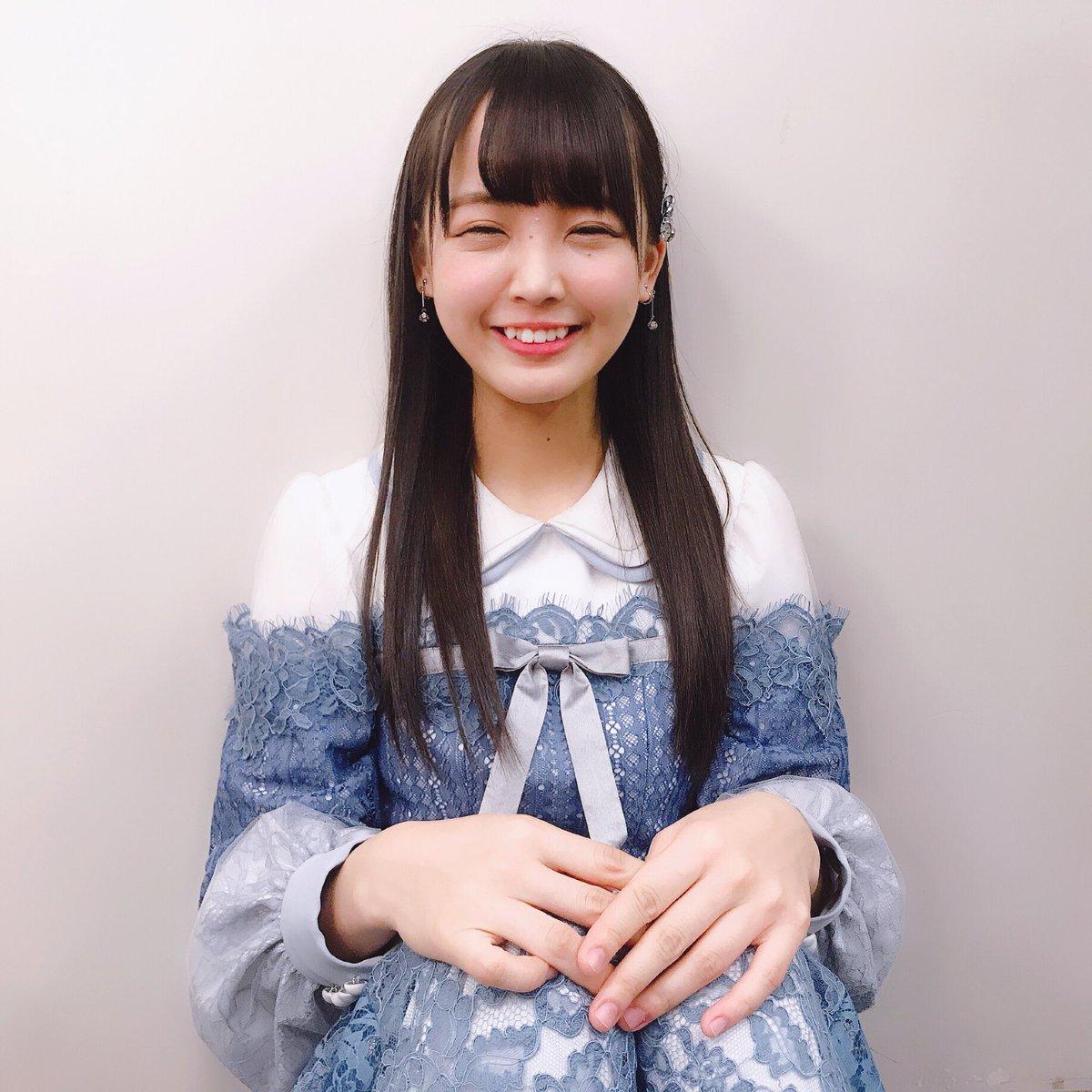 STU48 福田朱里『なんと 新しい衣装でした👗🌸  どうでしたか??』
