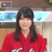 20170907 テレビ新広島 矢野帆夏「みんなのテレビ」内コーナー「カープっ娘TV2」