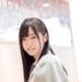 STU48 今日は、 アイスクリームの日 みたいですね!!  沖ちゃんが 薔薇ソフトクリーム のポスターに登場!